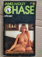 James Hadley Chase - Officiel! / Carré Noir, 1976 - Other