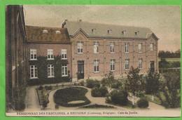 HEUSDEN   -   Pensionnat Des Ursulines, Coin Du Jardin - Heusden-Zolder