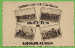 EIGENBILZEN   -   Groeten, Werken Aan Hrt Albertkanaal - Autres