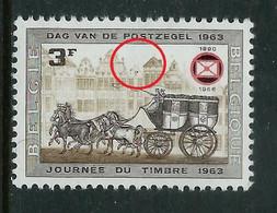 "N° 1249 V "" Ancre Dans La Façade ""   état: ** - Plaatfouten (Catalogus OCB)"