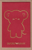 Chinese New Year CNY 2020 'ARMANI EMPORIO' YEAR Of The RAT CHINOIS Red Pockets 1 EX.! - Modern (from 1961)