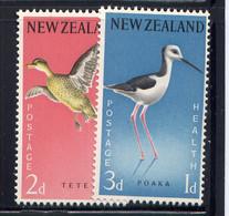 NEW ZEALAND, SET, NO.'S B57-B58, MNH .... - Nuevos