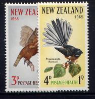 NEW ZEALAND, SET, NO.'S B69-B70, MNH - Nuevos