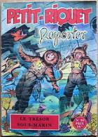 Récit Complet, éditions LB > PETIT-RIQUET REPORTER N° 50 (01/1950), Dessin : Gaston Niezab - Andere