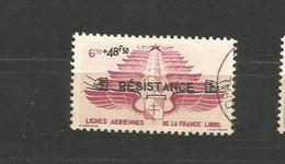 8    SURCHARGE RESISTANCE     (872) - Usati