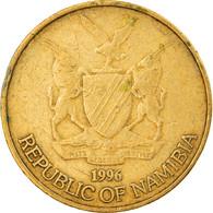 Monnaie, Namibia, Dollar, 1996, Vantaa, TB+, Laiton, KM:4 - Namibia
