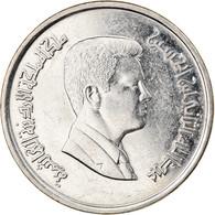 Monnaie, Jordan, Abdullah II, 10 Piastres, 2004 / AH1425, TTB+, Nickel Plated - Jordan