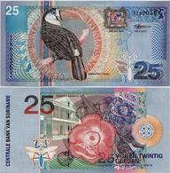SURINAME       25 Gulden       P-148       1.1.2000        UNC - Surinam