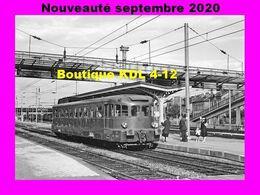 AL 645 - Autorail Renault VH N° 23 En Gare De LUNEVILLE - Meurthe Et Moselle - CFS - Treni