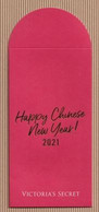Chinese New Year CNY 2021' 'VICTORIAS SECRET' YEAR Of The OX CHINOIS Red Pockets RARE! - Modern (from 1961)