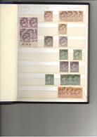 FRANCE : Collection De Préoblitérés En Classeur. Cote : 1200 € - Verzamelingen (in Albums)