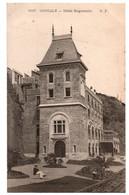 CPA 35 - CANCALE (Ille Et Vilaine) - 1617. Hôtel Duguesclin - G.F. Dos Simple - Cancale