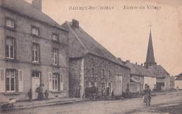 BAILEUX LEZ CHIMAY  / CHIMAY /  L ENTREE DU VILLAGE  1919 - Chimay