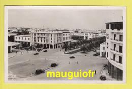 MAROC / RABAT / PLACE DU MARÉCHAL LYAUTEY / 1948 - Rabat