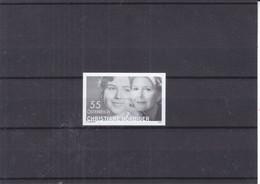 Autriche - Yvert 2518 ** - NON Dentelé - Tirage En Noir - Cinéma - Actrice - Théatre - Christiane Hörbiger - Cinema
