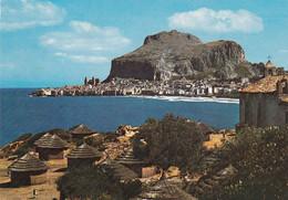 Cartolina Di Cefalù ( Palermo ) Club Mediterraneo - Palermo