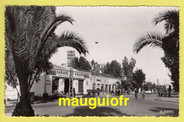 MAROC / SOUK EL ARBA / LA RUE PRINCIPALE ET LE GARAGE DU GHARB - Other