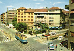 Zagreb,Croatia,former Yugoslavia Postcard Posted 1973.  #DY3 - Yugoslavia