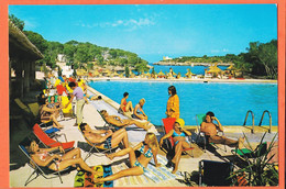 Tues146 ⭐ PORTO PETRO Iles Baleares MALLORCA CLUB MEDITERRANEE Pin-Up Séance Bronzage Bord Piscine 1969 CASA PLANAS 2936 - Mallorca