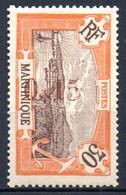 ColTGC  Martinique N° 107 A Renversé Neuf XX MNH  Cote 110,00 € - Unused Stamps