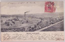 SARVAR (Hongrie Hungary) - Sarvari Czukorgyar - Hungary