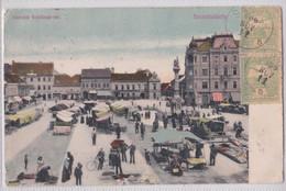 SZOMBATHELY (Hongrie Hungary) - Horvath Boldizsar-tér - Hongarije