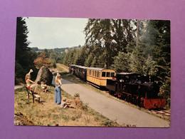 57   CPSM  ABRESCHVILLER   Train Touristique      Locomotive 030 Jung       Très Bon état - Otros Municipios
