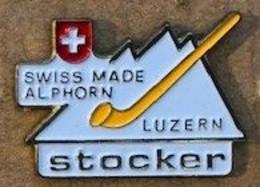 COR DES ALPES - SWISS MADE ALPHORN - LUZERN - LUCERNE - SUISSE - STOCKER - SWITZERLAND - SCHWEIZ -      (22) - Music