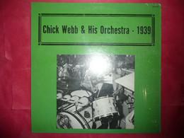 "LP33 N°7921 - CHICK WEBB & HIS ORCHESTRA - QSR 2427 - "" TRES GRAND ARTISTE "" - J' AIME BEAUCOUP - Jazz"