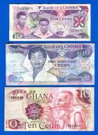 Ghana  7  Billets - Ghana