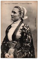 CPA 29 - DOUARNENEZ (Finistère) 1913. Femme De Douarnenez Costume De Grande Fête - Douarnenez