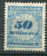 Deutsches Reich - Mi. 330 A ** - Neufs