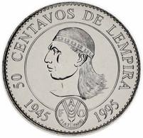 Honduras 50 Centavos 1994 UNC FAO FAO (KM # 88) - Honduras