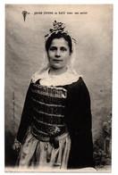 CPA 44 - BATZ (Loire Atlantique) - 21. Jeune Femme De Batz Dans Son Nocial - Batz-sur-Mer (Bourg De B.)