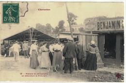 CPA   CHARENTON   Plaisirs Du Dimanche En Attendant La Friture  N° 16 - Charenton Le Pont