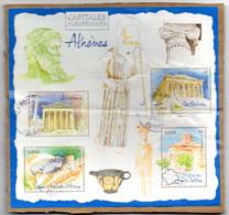 France Oblitéré Used 2004 Athenes N° 3718 à 3721 BF 78  Cachet Rond - Usati