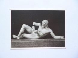 MUNCHEN  -  MUNICH  -  Glytothek  -  Musée  -  Sterbender Krieger    -  ALLEMAGNE - Muenchen