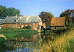 LUMMEN (Limburg) - Watermolen/moulin à Eau - De Grote Molen (opname Uit 1986) - Lummen