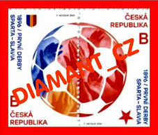 ** 2021 Czech Republic The First Derby AC Sparta - SK Slavia - Equipos Famosos
