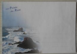 826 Enveloppe Illustrée  Bretagne Finistère 29 La Pointe Du Raz - Other