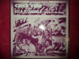 LP33 N°7923 - CHICK WEBB & ELLA FITZGERALD - 510.119 - DEUX STARS ***** - Jazz