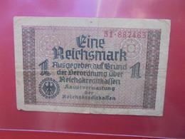 3eme REICH 1 Reichsmark ND Circuler - Other