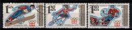 Tchécoslovaquie 1976 Mi 2305-7 (Yv 2149-51), Obliteré - Used Stamps