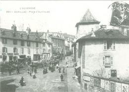 Aurillac Cantal Les 2 Cartes D'entrée Du 1er Salon Des Collectionneurs De 1984 (port 1,10 €) - Aurillac
