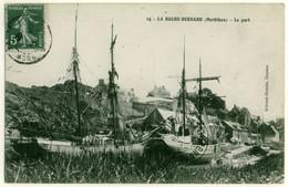 56 - B55449CPA - LA ROCHE BERNARD - Le Port - Très Bon état - MORBIHAN - La Roche-Bernard
