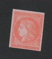 Faux De Fournier N° 5 40 C Cérès Nsg - 1849-1850 Ceres