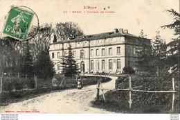 D11  BRAM  Château De Lordat - Bram