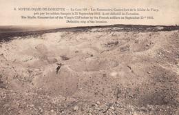 Notre Dame De Lorette (62) - La Cote 119 - Les Entonnoirs - Contre-fort De La Falaise De Vimy - Non Classificati