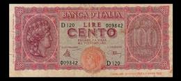 # # # Italien 100 Lire 1943 # # # - 100 Lire