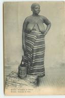 Guinée - BISSAO - Vendeuse De Tabac - Guinea-Bissau